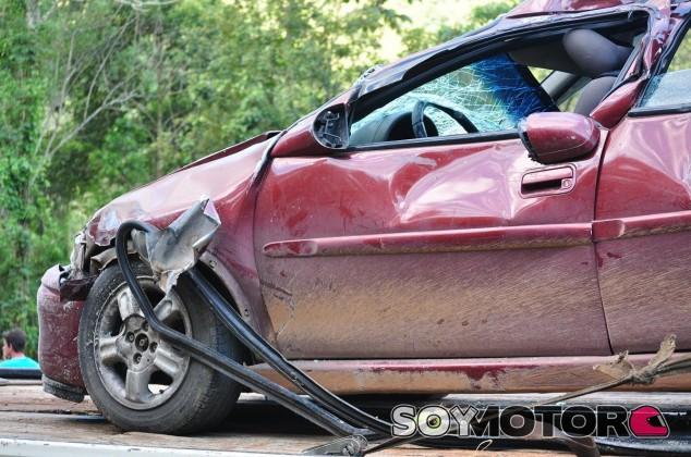 Descienden los fallecidos en accidente de tráfico en 2018 - SoyMotor.com