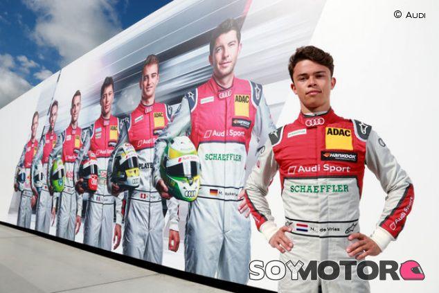 Nyck de Vries - SoyMotor.com