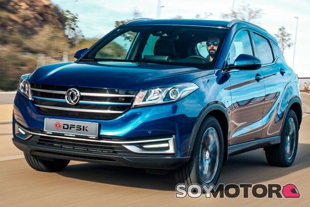 Dongfeng DFSK Seres 3 - SoyMotor.com