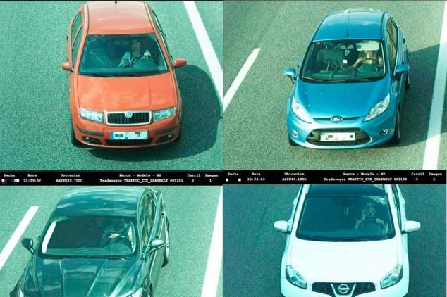 La DGT pone en el punto de mira el uso del móvil al volante - SoyMotor.com