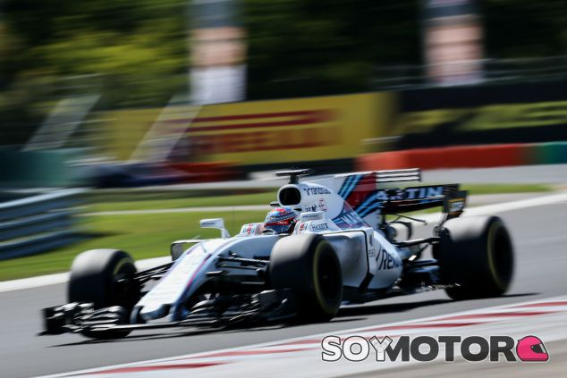 Williams en el GP de Hungría F1 2017: Domingo