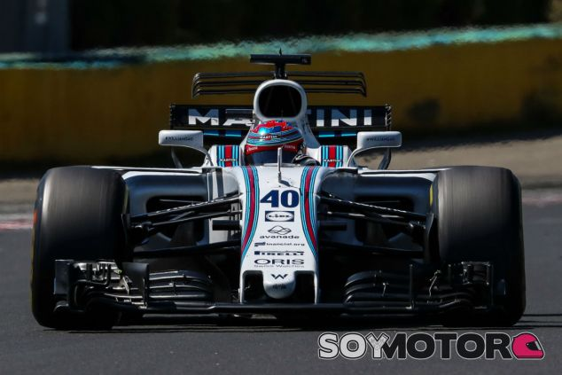 Paul di Resta durante el GP de Hungría 2017 - SoyMotor.com