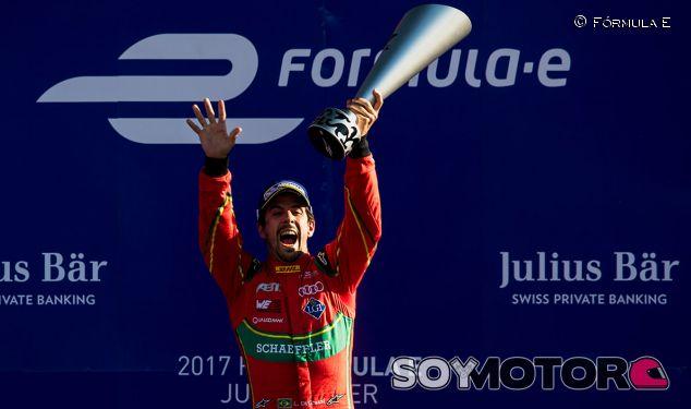 Di Grassi gana la carrera del México City ePrix - SoyMotor.com