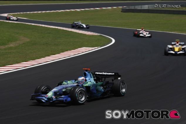 BAR Honda de la temporada 2007 - SoyMotor.com