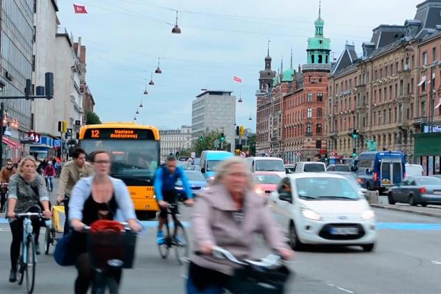 Copenhague en una imagen de archivo - SoyMotor.com