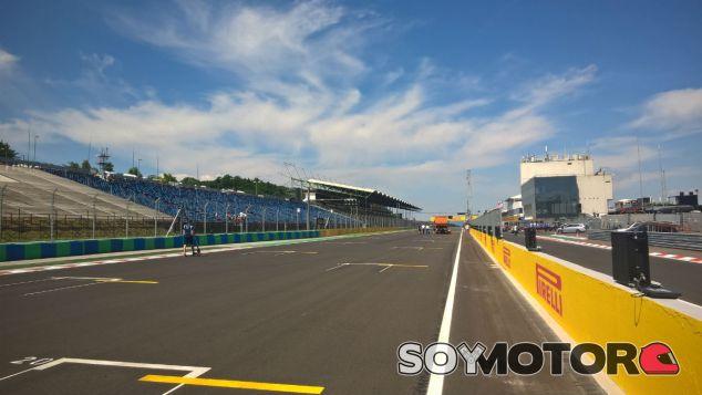 Sigue en directo el Gran Premio de Hungría - LaF1