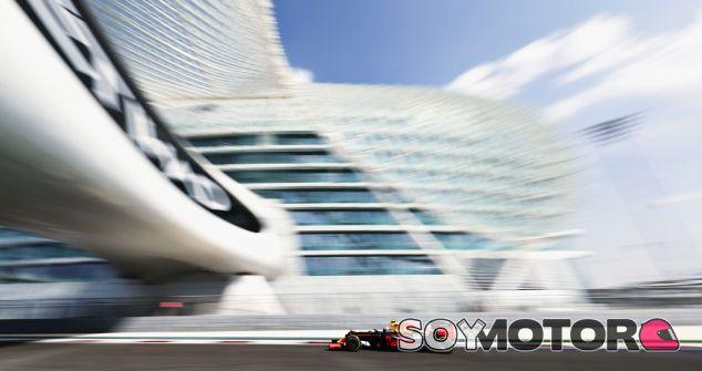 GP de Abu Dabi F1 2016: Libres 1 Minuto a Minuto - SoyMotor.com