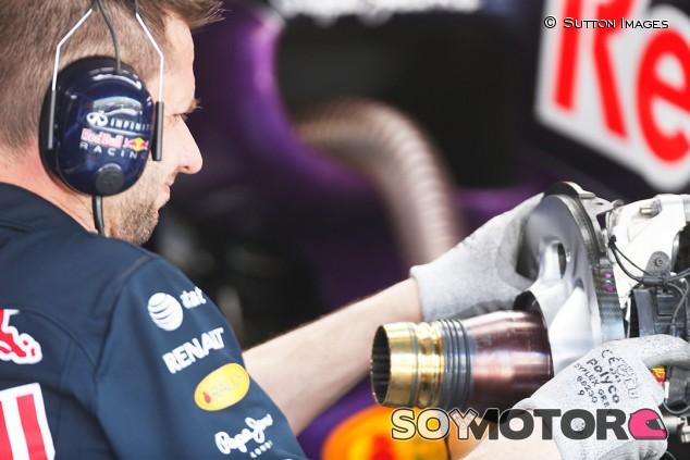 Brembo ve posible usar discos de freno carbocerámicos en Fórmula 1 - SoyMotor.com