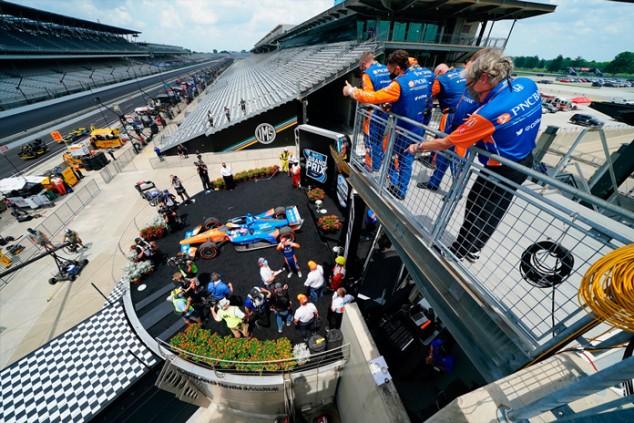 Scott Dixon gana en el GP de Indianápolis; Alex Palou, 19º - SoyMotor.com