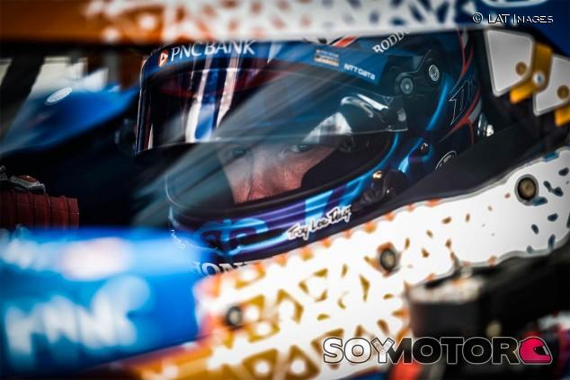 Scott Dixon en St. Petersburg - SoyMotor.com