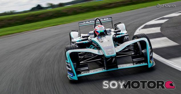 El Jaguar de Fórmula E – SoyMotor.com