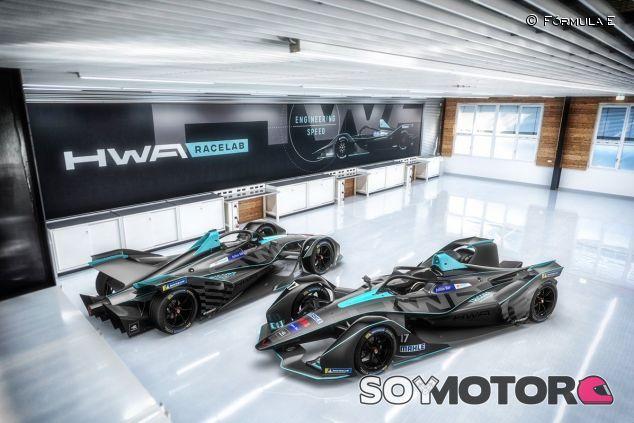 HWA Racelab se presenta oficialmente ante la Fórmula E –SoyMotor.com