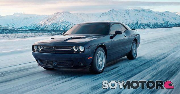¿Un Dodge Challenger de tracción integral? ¡Hecho! - SoyMotor.com