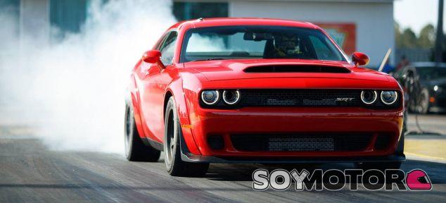 Dodge Challenger SRT Demon: Highway to Hell - SoyMotor.com