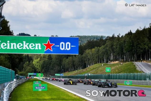 GP de Bélgica 2020 - SoyMotor.com
