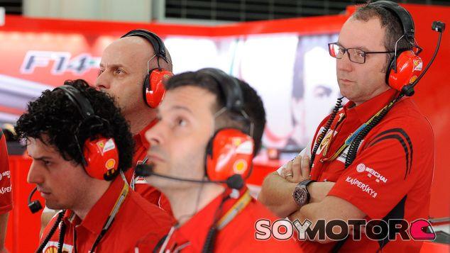Stefano Domenicali, el último chivo expiatorio de Ferrari