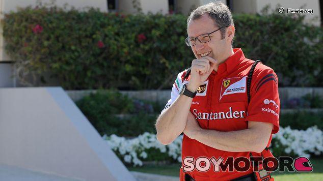 Stefano Domenicali en una fotografía de archivo - LaF1