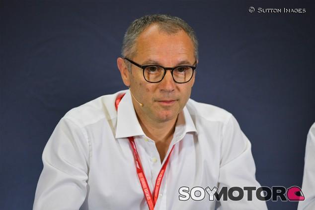 OFICIAL: Stefano Domenicali, presidente y director ejecutivo de la F1 - SoyMotor.com