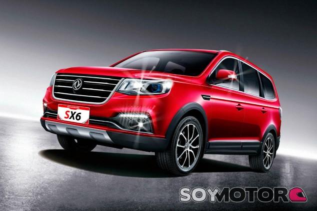 Dongfeng Joyear SX6 2019 - SoyMotor.com