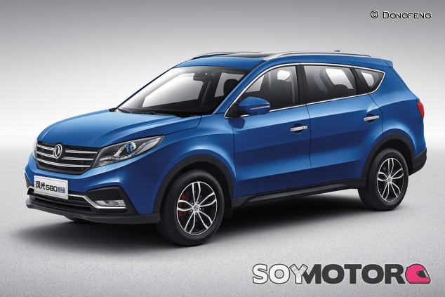 Dongfeng DFSK 580: el primer peón de la marca china en el mercado español - SoyMotor.com