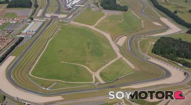 Jonathan Palmer compra el circuito de Donington Park - SoyMotor.com