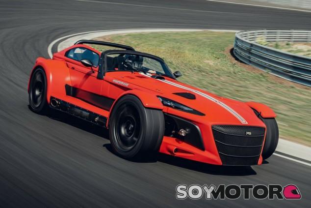 Donkervoort D8 GTO-JD70 R: juguete para adultos - SoyMotor.com