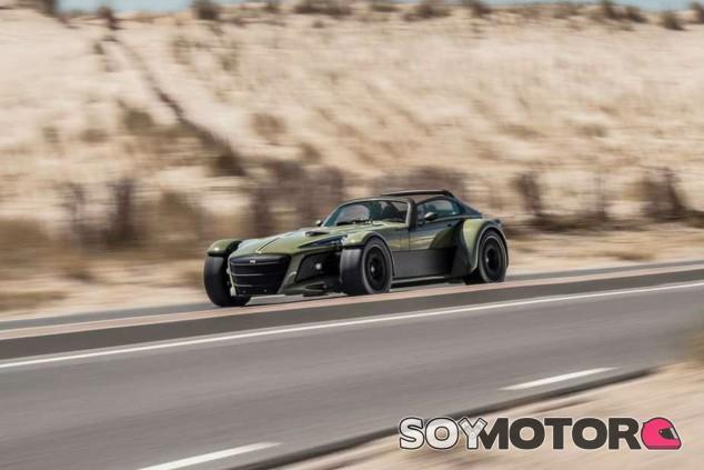 Donkervoort D8 GTO JD70: 420 caballos para 680 kilos - SoyMotor.com
