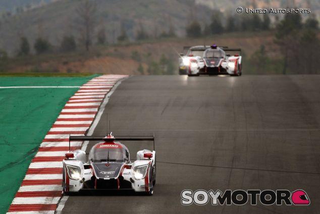 Los United Autosport en Portimao – SoyMotor.com