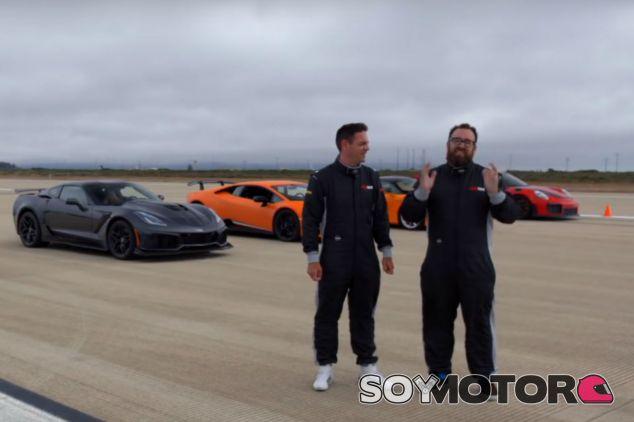 Drag race - SoyMotor.com