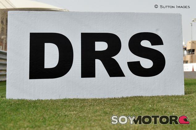 Señal DRS en Sakhir - SoyMotor.com