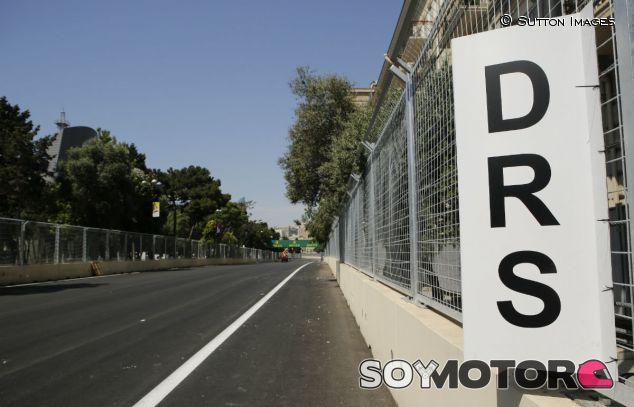 La FIA estudia alargar la zona de DRS si no hay adelantamientos - SoyMotor