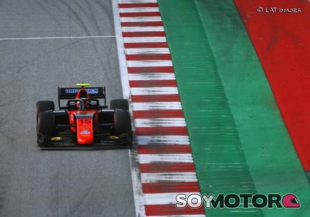 Drugovich se estrena en Fórmula 2 con victoria en Austria - SoyMotor.com