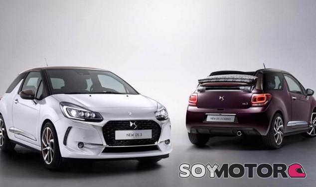 Los DS 3 y DS 3 Cabrio ya ejercen como modelos independientes de Citroën - SoyMotor