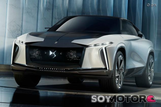 DS Aero Sport Lounge: el prototipo del futuro, eléctrico y autónomo - SoyMotor.com