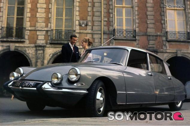 DS Tiburón: 65 años de un coche revolucionario - SoyMotor.com