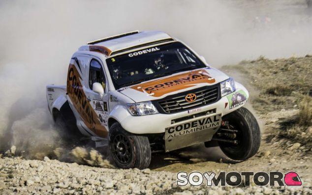 Antonio Fortuny y Guifré Pujol, campeones del CERTT - SoyMotor.com