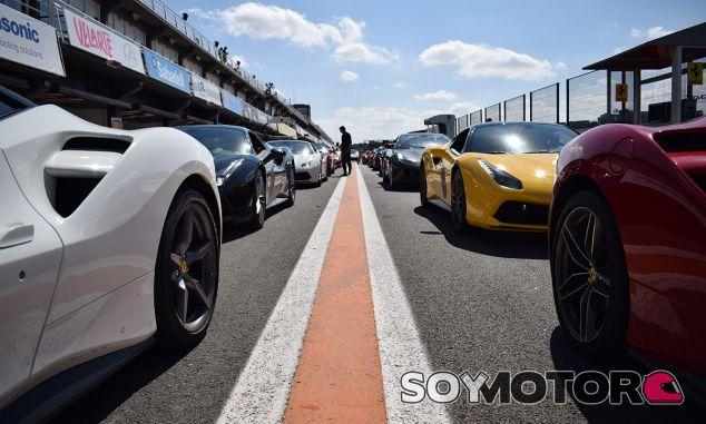 Vivimos la Ferrari Corse Clienti desde dentro - SoyMotor.com