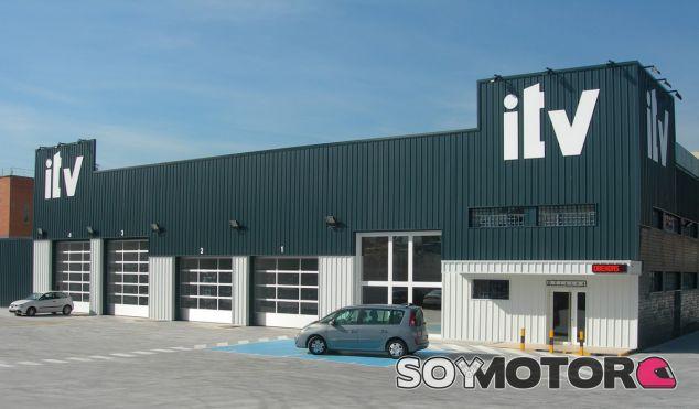 Estación de ITV en una localidad de la Comunidad de Madrid - SoyMotor