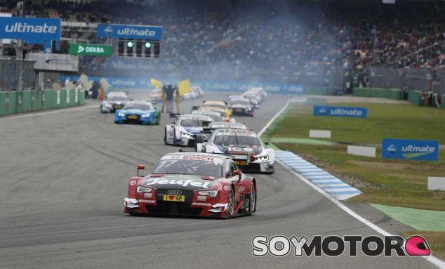 Miguel Molina gana en Hockenheim y evita el alirón de Marco Wittmann - LaF1