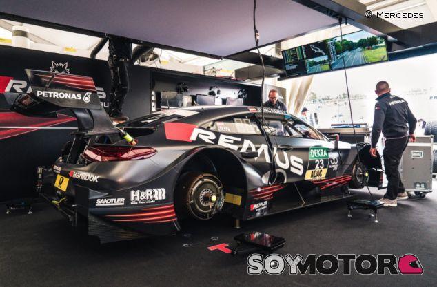 Daniel Juncadella saldrá sexto en Norisring - SoyMotor.com