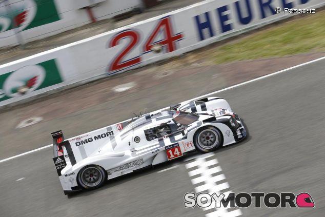 Romain Dumas en su Porsche - LaF1.es