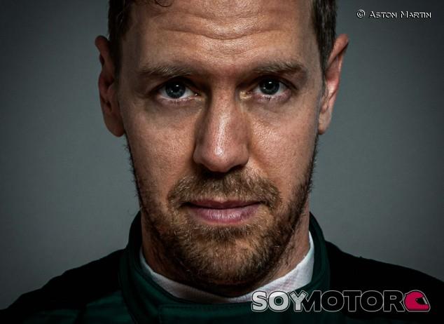 """Vettel: """"Estoy muy emocionado por ver cómo va el motor Mercedes"""" - Soymotor.com"""