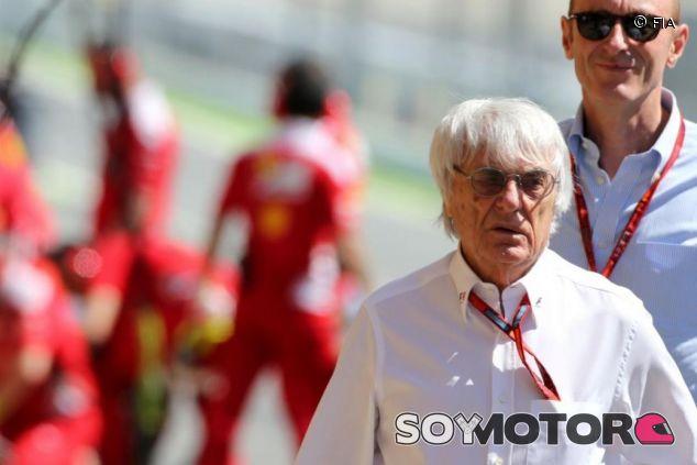 Ecclestone podría considerar retirarse de la F1 - LaF1