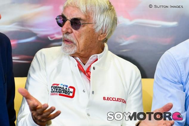 """Ecclestone: """"¡Desenterremos los viejos motores aspirados!"""" - SoyMotor.com"""