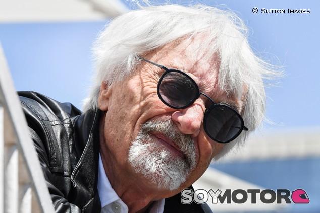 """Ecclestone cumple 90: """"Los pilotos me siguen pidiendo consejo"""" - SoyMotor.com"""