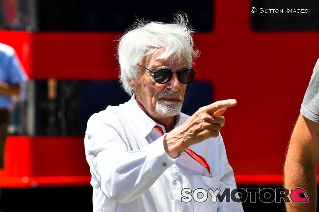 """Ecclestone: """"No era la curva de Hamilton, deberían haber sido 30 segundos"""" - SoyMotor.com"""