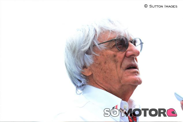 Bernie Ecclestone está en Múnich, donde se enfrenta a la justicia por el caso Gerhard Gribkowsky - LaF1