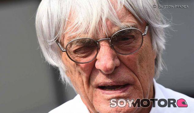 Bernie Ecclestone en una imagen de archivo - LaF1