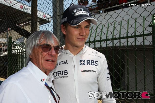 "Ecclestone: ""Red Bull debería fichar a Hülkenberg"" - SoyMotor.com"