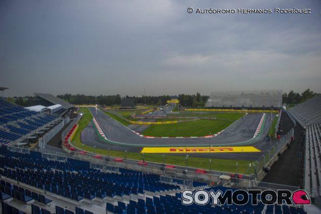 Ecclestone elogia el GP de México antes de disputarse - LaF1